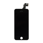 iPhone 5c LCD & Touch Screen Assembly with Small Parts - Black