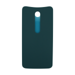 Motorola Moto X Style Rear Battery Cover - Dark Teal (Soft Plastic)