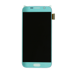 Samsung Galaxy S6 LCD & Touch Screen Digitizer Assembly - Blue Topaz