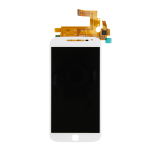 Motorola Moto G4 Plus LCD & Touch Screen Assembly Replacement – White