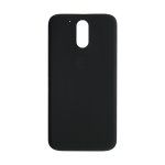 Motorola Moto G4 and G4 Plus Rear Battery Cover - Black