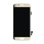 Samsung Galaxy S6 Edge LCD & Touch Screen Replacement - Gold