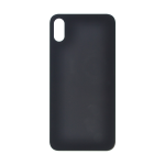 iPhone X Glass Rear Case Replacement - Black