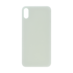 iPhone X Glass Rear Case Replacement - White