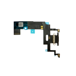 iPhone XR Charging Port Flex Cable Replacement - Black