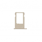 iPhone 6s SIM Card Tray Replacement - White/Gold