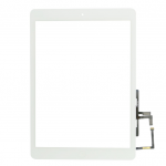 iPad Air Touch Screen Digitizer Assembly - White (Factory Premium)