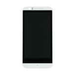 White HTC Desire 510 LCD & Touch Screen Assembly