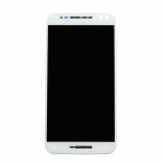 Motorola Moto X Pure LCD & Touch Screen Assembly with Frame - White