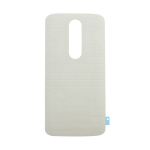 Motorola Droid Turbo 2 Back Battery Cover Replacement - White