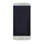 Motorola Moto Z Force Droid (XT1650-02) LCD and Touch Screen - White