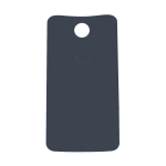 Midnight Blue Motorola Nexus 6 Back Battery Cover Replacement
