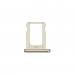 iPad Pro SIM Card Tray Replacement - White/Gold