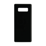 Samsung Galaxy Note 8 Back Glass Panel Replacement - Midnight Black