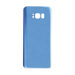 Rear Glass Battery Cover Replacement for Samsung Galaxy S8 Plus  Blue