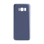 Rear Glass Battery Cover Replacement for Samsung Galaxy S8 Gray