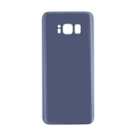 Rear Glass Battery Cover Replacement for Samsung Galaxy S8 Plus  Gray