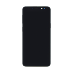 Samsung Galaxy S9 LCD and Touch Screen with Frame - Black