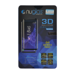 NuGlas Samsung Galaxy S9 Tempered Glass Screen Protector (3D)