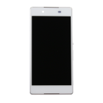 Sony Xperia Z3+ LCD & Touch Screen Assembly with white Frame