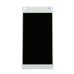 Sony Xperia Z5 Compact LCD & Touch Screen Assembly - White