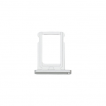 iPad Pro SIM Card Tray Replacement - White/Silver