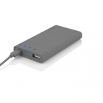 Incipio offGRID Portable Backup Battery - Gray (4000mAh)