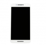 Motorola Moto X Play LCD & Touch Screen Assembly with Frame - White