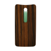 Motorola Moto X Pure Rear Battery Cover - Ebony (Real Wood)