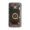 Motorola Droid Turbo 2 Midframe Assembly - Black/Gray