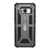 UAG Monarch Series Samsung Galaxy S8 Premium Case - Graphite