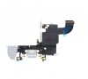 iPhone 6s Dock Port & Headphone Jack Flex Cable - Silver