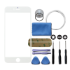 iPhone 6 Plus Glass Screen Replacement Repair Kit - White