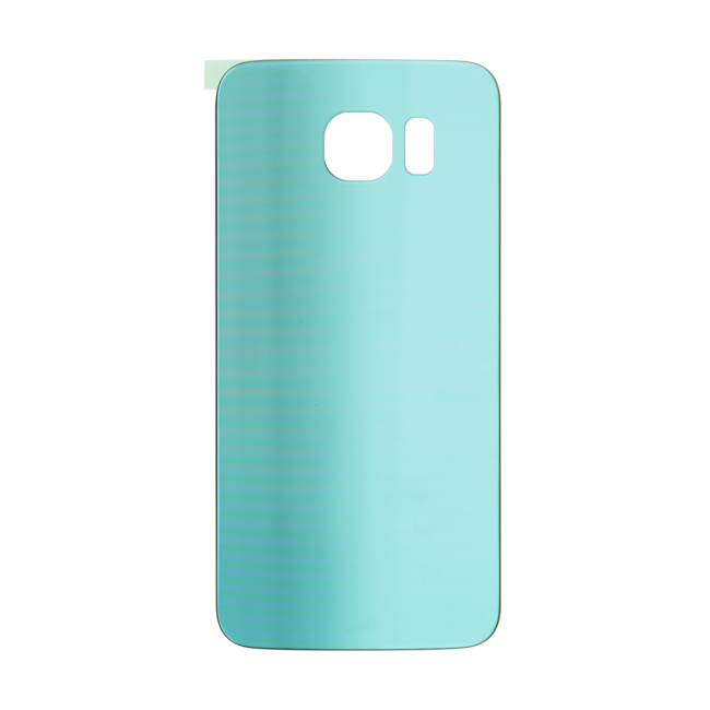 Samsung Galaxy S6 Rear Glass Panel – Blue
