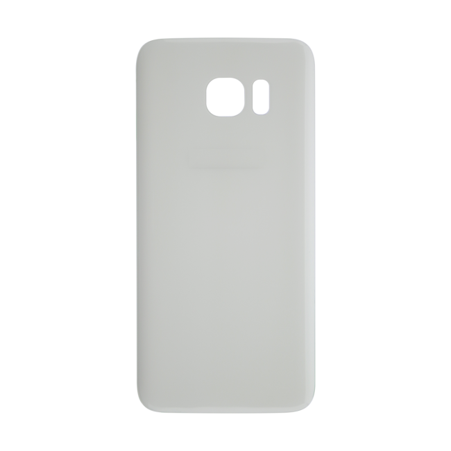 Samsung Galaxy S7 Edge Rear Glass Panel – White