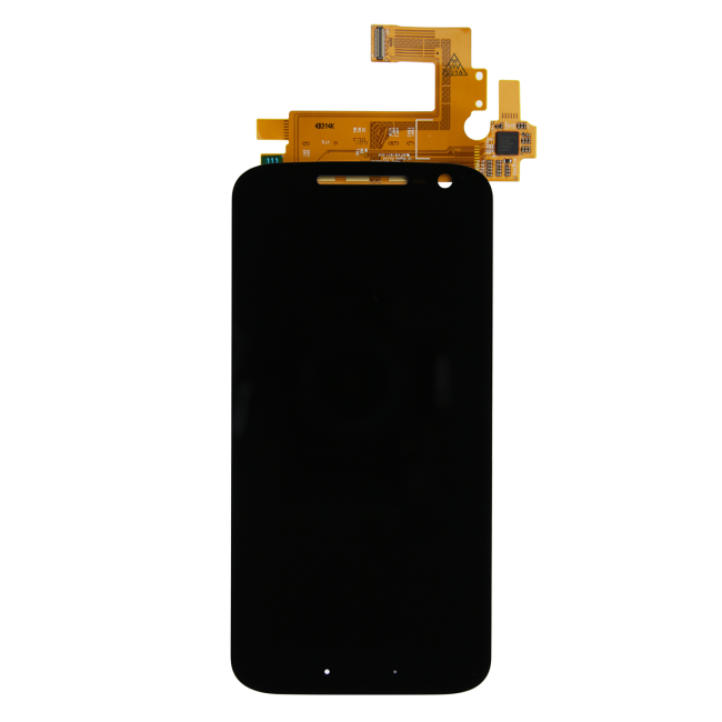 Motorola Moto G4 LCD & Touch Screen Assembly Replacement – Black