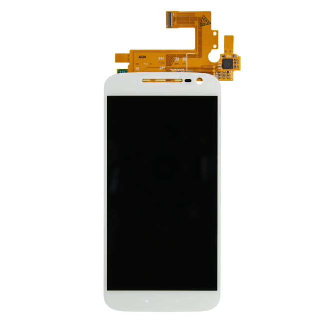 Motorola Moto G4 LCD & Touch Screen Assembly Replacement – White