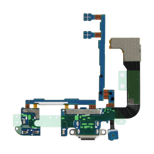 Samsung Galaxy Note7 N930F USB-C Port and Microphone Assembly