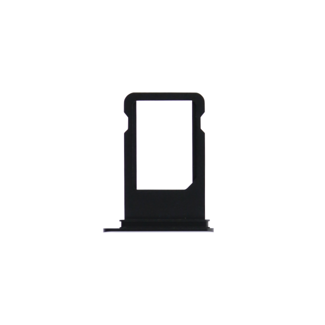 iPhone 7 Plus Nano SIM Card Tray - Jet Black