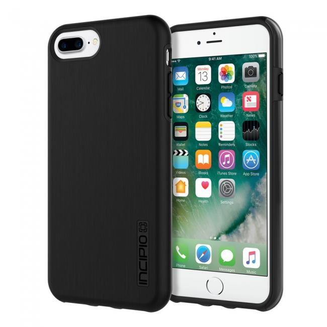 Incipio DualPro Shine iPhone 7 Plus Protective Case – Black
