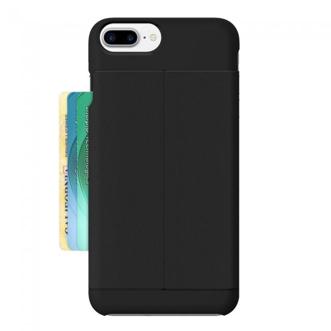 Incipio Wallet Folio iPhone 7 Plus Credit Card Case – Black
