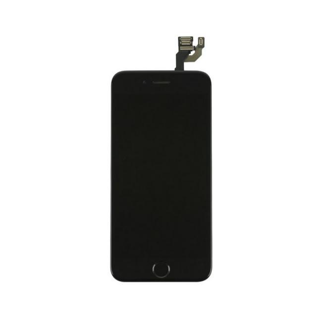 iPhone 6 LCD & Touch Screen Assembly with Small Parts - Black