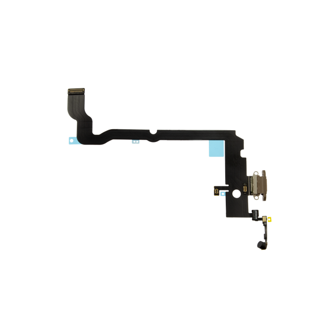 iPhone XS Max Charging Port Flex Cable Replacement - Gold