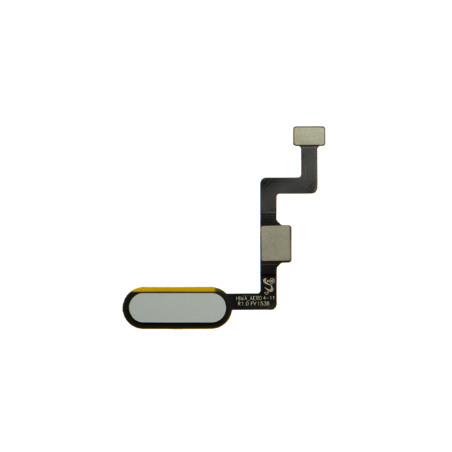 HTC One A9 Home Button Assembly with Touch ID - White