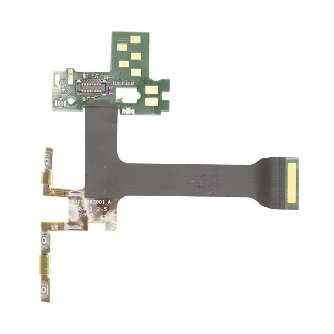 Motorola Droid Turbo 2 Power & Volume Buttons Ribbon Cable