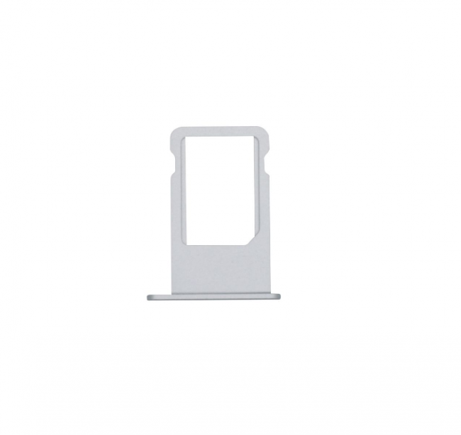 iPhone 6s SIM Card Tray Replacement - White/Silver