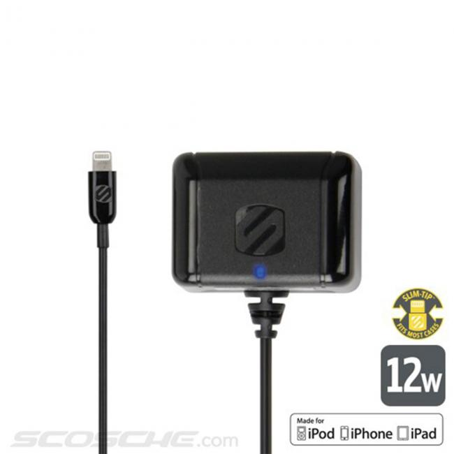 Scosche 12w Apple Lightning Wall Charger