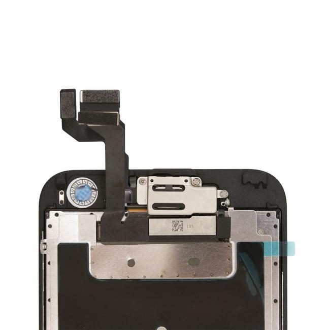 Black iPhone 6s LCD & Touch Screen Assembly with Small Parts