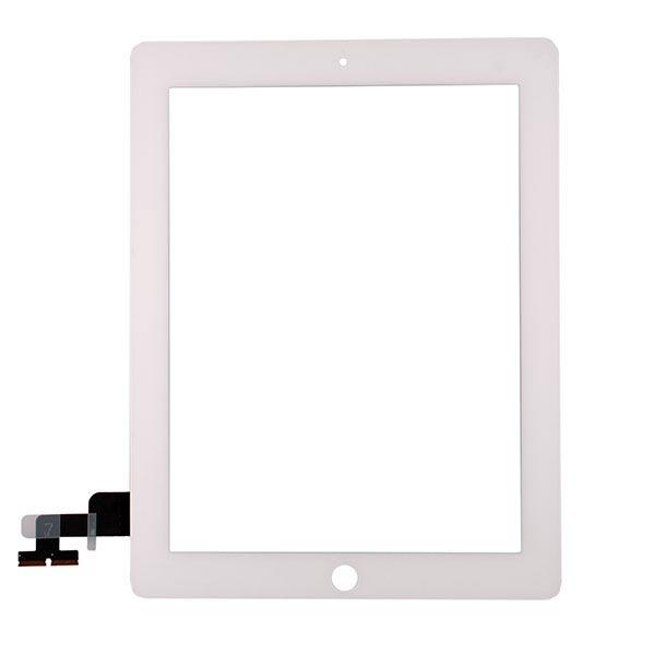 iPad 2 White Touch Screen Digitizer Replacement