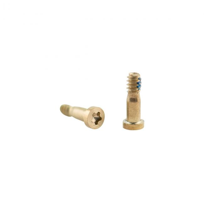iPhone 6 Plus Complete Screw Set - White/Gold